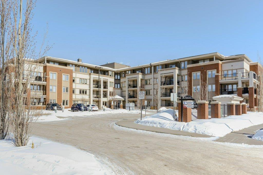 Main Photo: 408 4450 MCCRAE Avenue in Edmonton: Zone 27 Condo for sale : MLS®# E4169828