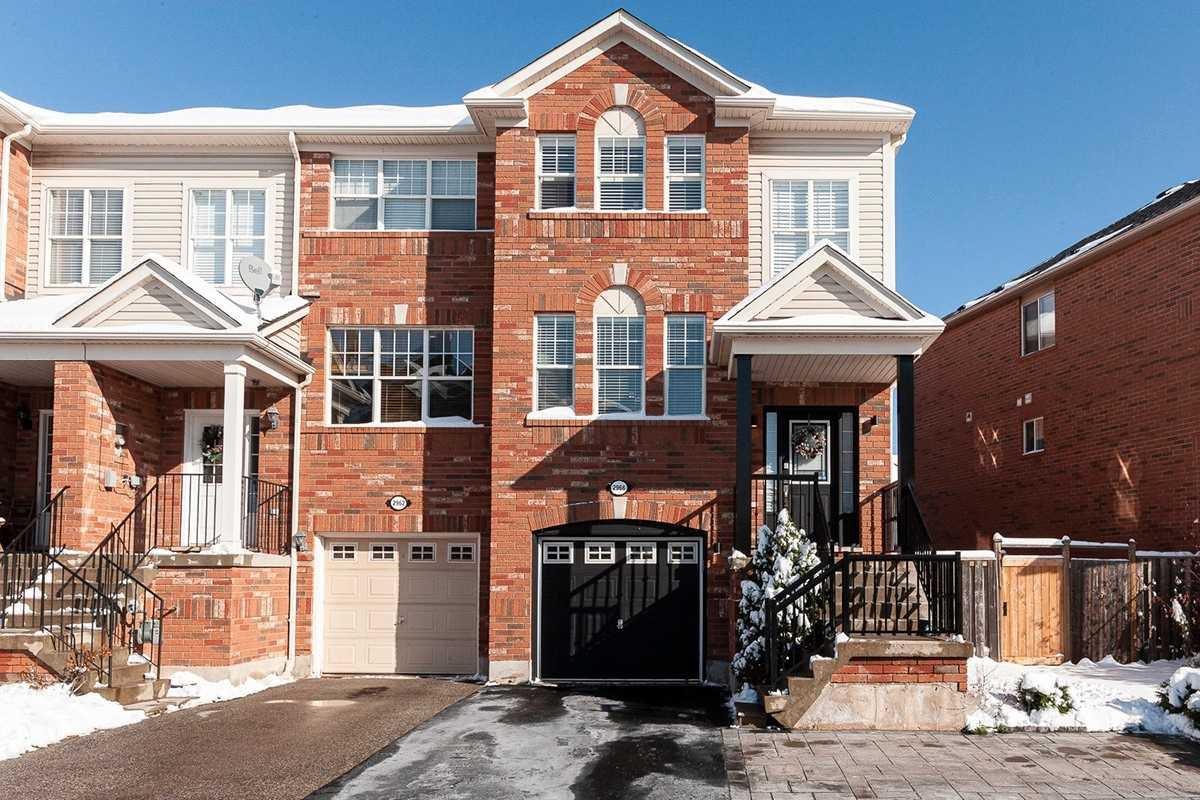 Main Photo: 2966 Garnethill Way in Oakville: West Oak Trails House (3-Storey) for sale : MLS®# W4633878