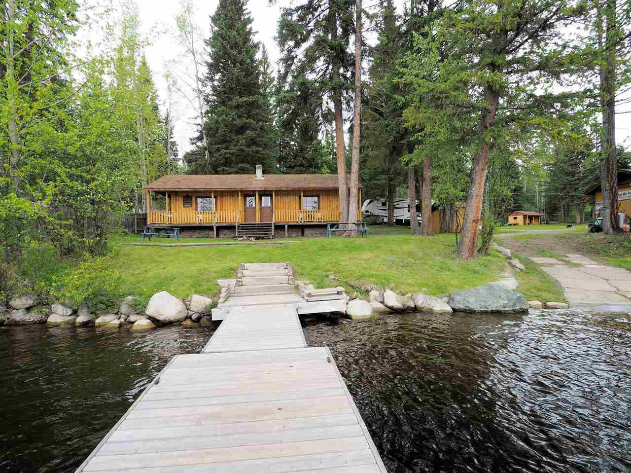 Main Photo: LOT 1 TIMOTHY LAKE Road: Lac la Hache House for sale (100 Mile House (Zone 10))  : MLS®# R2454260