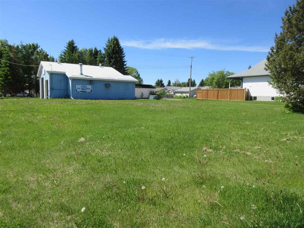 Main Photo: 5003 50 Avenue: Legal Land Commercial for sale : MLS®# E4202013