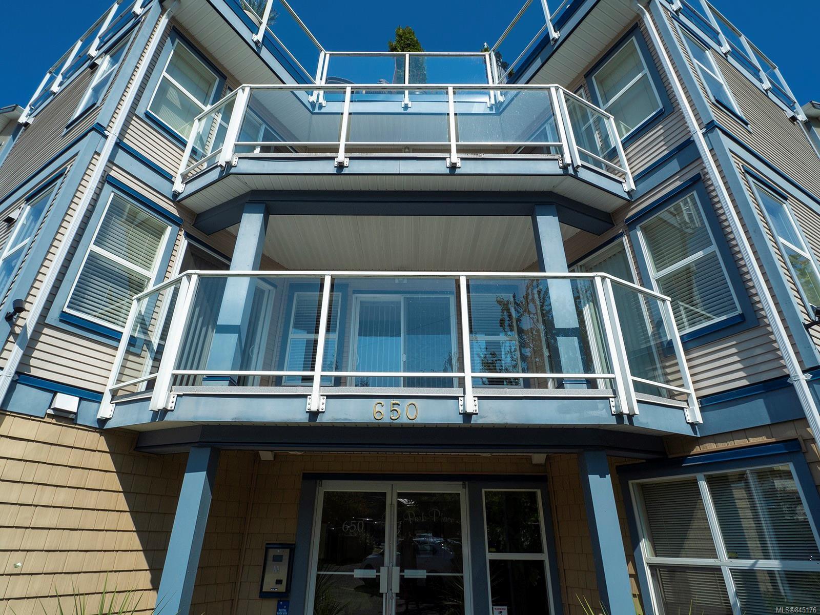 Main Photo: 205 650 Prideaux St in NANAIMO: Na Old City Condo Apartment for sale (Nanaimo)  : MLS®# 845176