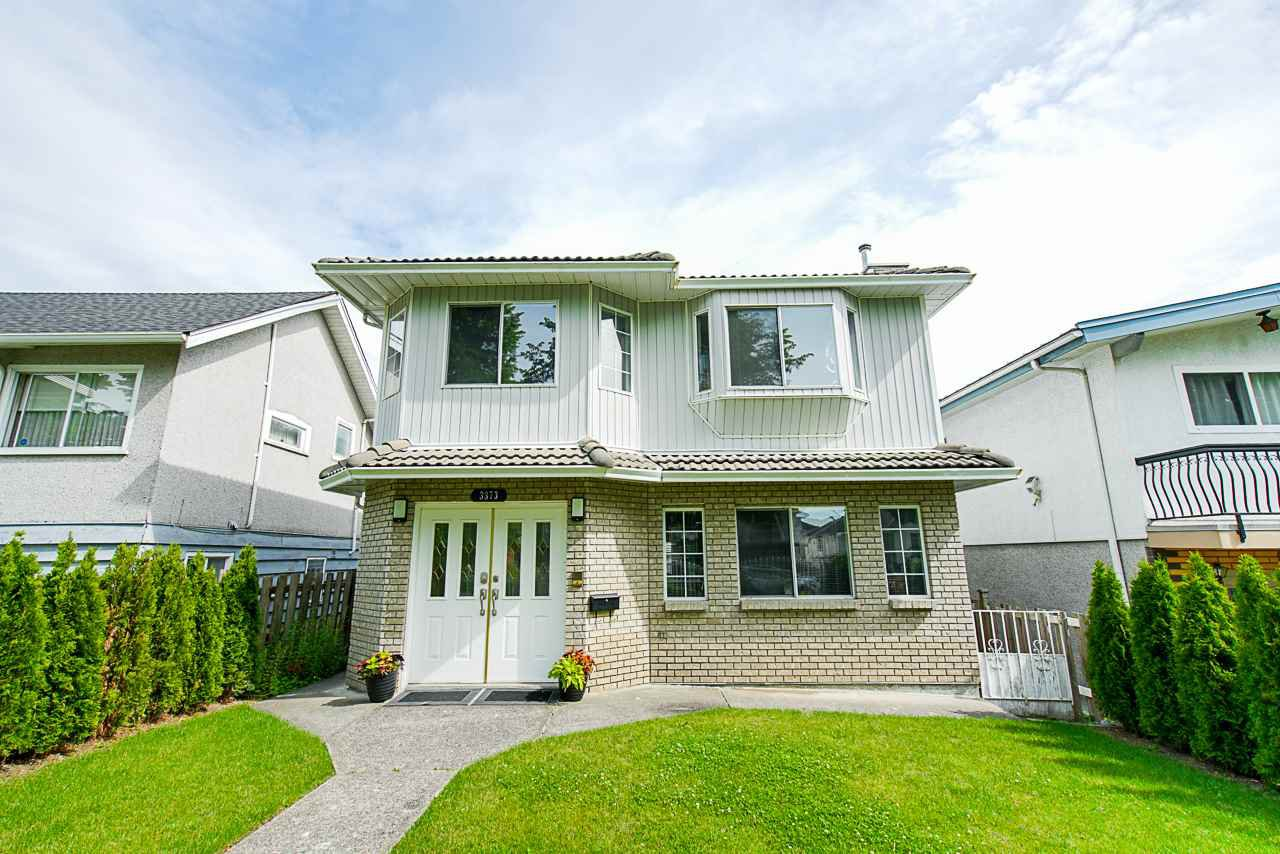Photo 1: Photos: 3373 E 2ND Avenue in Vancouver: Renfrew VE House for sale (Vancouver East)  : MLS®# R2481894