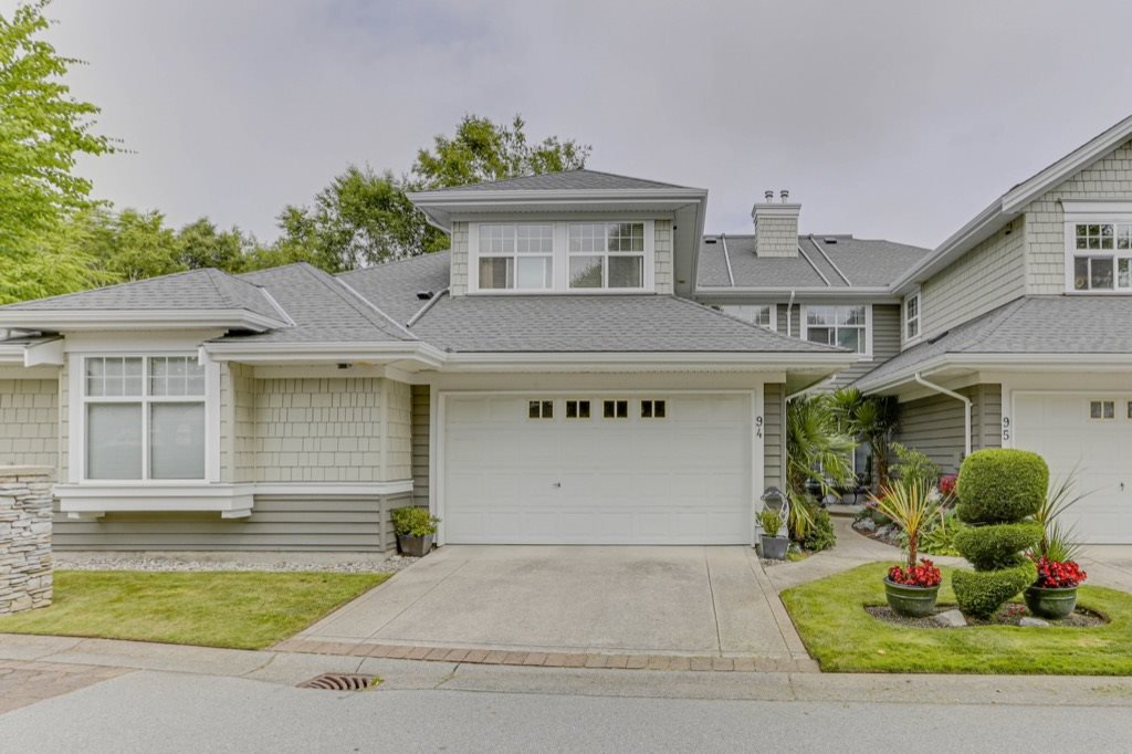 Main Photo: 94 5900 FERRY ROAD in Delta: Neilsen Grove Townhouse for sale (Ladner)  : MLS®# R2478905