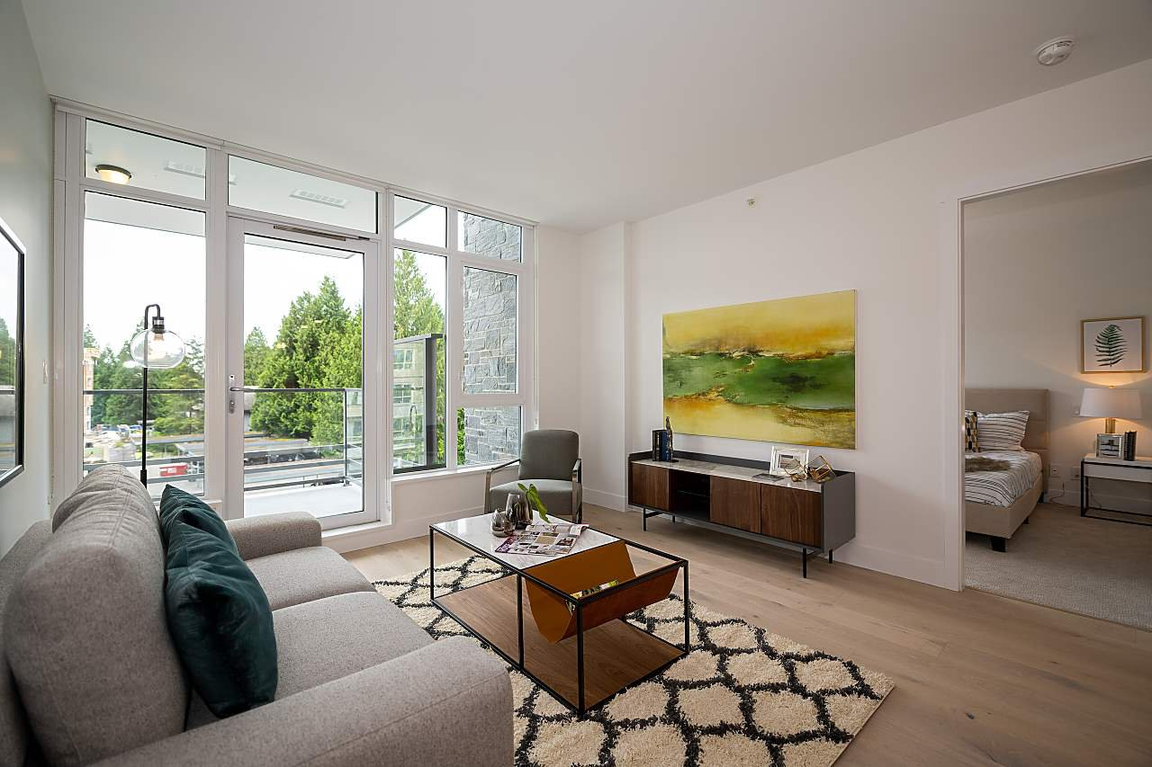 Main Photo: 205 1210 E 27 STREET in North Vancouver: Lynn Valley Condo for sale : MLS®# R2514319