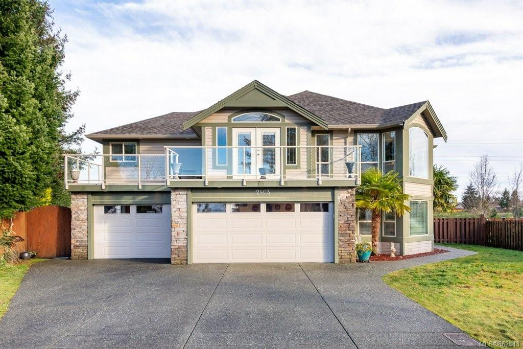 Main Photo: 2403 WALBRAN Pl in : CV Courtenay East House for sale (Comox Valley)  : MLS®# 862443