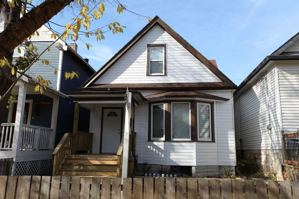 Main Photo: 512 Craig Street in Winnipeg: Wolseley Single Family Detached for sale (West Winnipeg)  : MLS®# 1303945