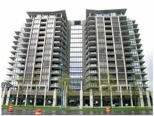 "Main Photo: # 1010 5811 NO 3 RD RD in Richmond: Brighouse Condo for sale in ""ACQUA"" : MLS®# V1040791"