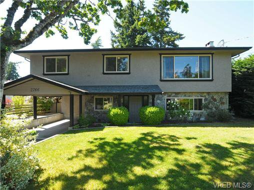 Main Photo: 2766 Scafe Rd in VICTORIA: La Langford Proper House for sale (Langford)  : MLS®# 673507