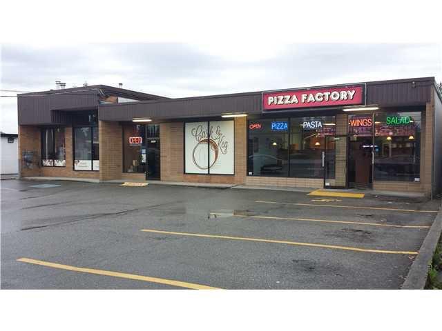 Main Photo: 20767 LOUGHEED Highway in Maple Ridge: Southwest Maple Ridge Commercial for sale : MLS®# V4041888