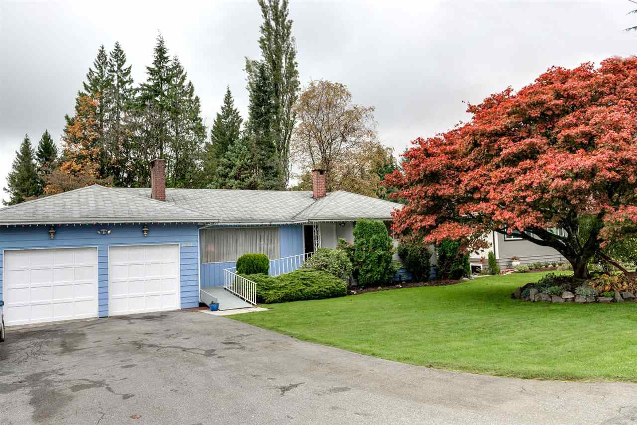 "Main Photo: 1633 HARBOUR Drive in Coquitlam: Harbour Place House for sale in ""HARBOUR CHINES"" : MLS®# R2009897"