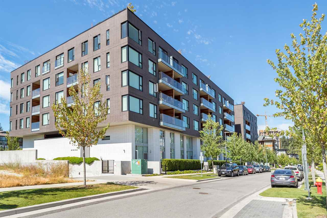 """Main Photo: 516 5955 BIRNEY Avenue in Vancouver: University VW Condo for sale in """"Yu"""" (Vancouver West)  : MLS®# R2027904"""