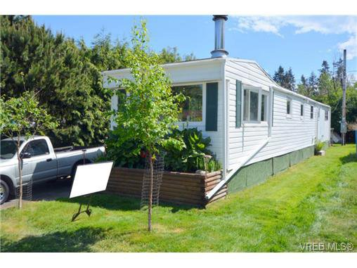 Main Photo: 3 2206 Church Rd in SOOKE: Sk Broomhill Manufactured Home for sale (Sooke)  : MLS®# 729753