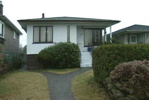 Main Photo: 2926 E 5TH AVENUE in : Renfrew VE House for sale : MLS®# V097872
