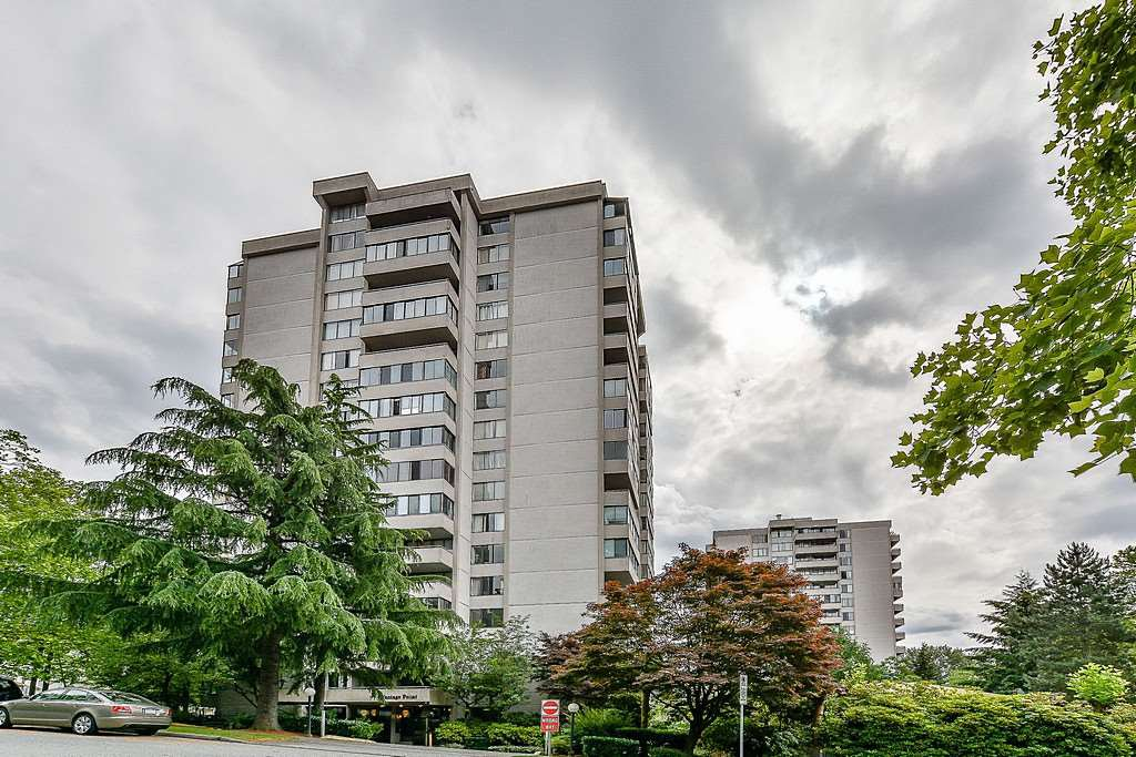 "Main Photo: 906 2020 BELLWOOD Avenue in Burnaby: Brentwood Park Condo for sale in ""VANTAGE POINT"" (Burnaby North)  : MLS®# R2079824"