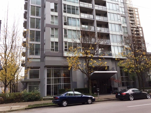 "Main Photo: 1102 1010 RICHARDS Street in Vancouver: Yaletown Condo for sale in ""GALLERY"" (Vancouver West)  : MLS®# R2125925"