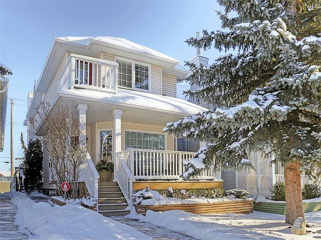 Main Photo: 2610 24A Street SW in Calgary: Richmond House for sale : MLS®# C4094074