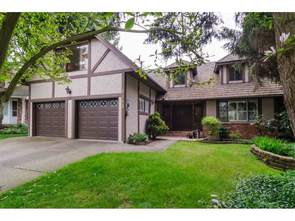Main Photo: 1764 148A Street in Surrey: Sunnyside Park Surrey House for sale (South Surrey White Rock)  : MLS®# R2166852