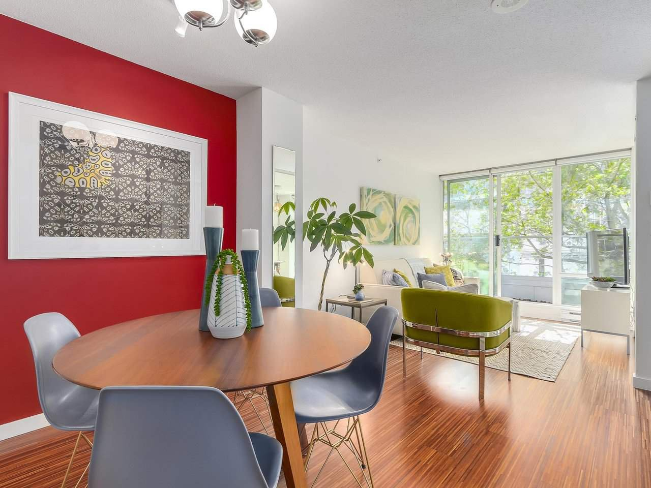 "Photo 1: Photos: 315 328 E 11TH Avenue in Vancouver: Mount Pleasant VE Condo for sale in ""UNO"" (Vancouver East)  : MLS®# R2190801"