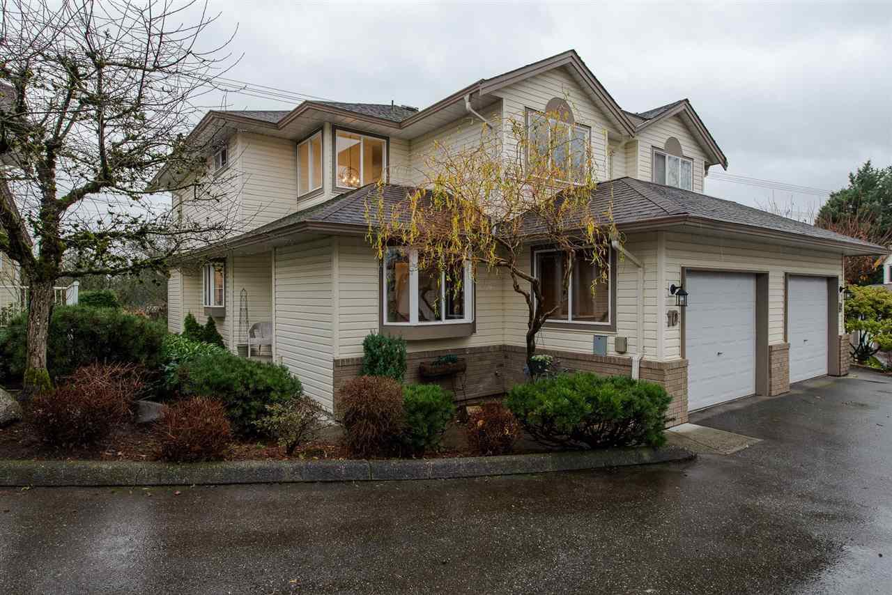"Main Photo: 10 3222 IMMEL Street in Abbotsford: Abbotsford East Townhouse for sale in ""Willow Ridge"" : MLS®# R2225254"