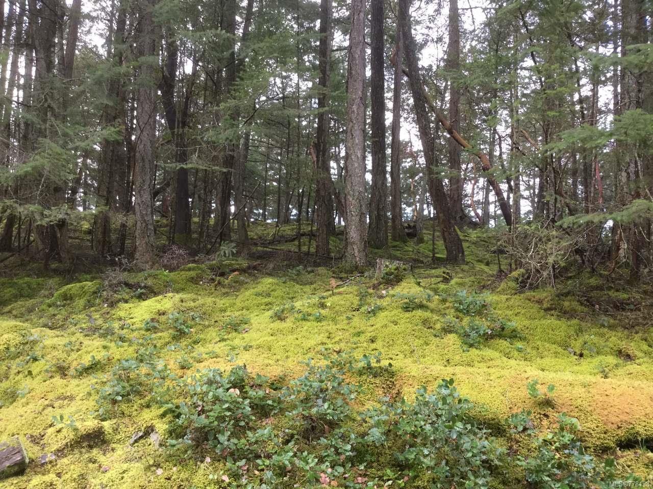 Main Photo: 155 Sockeye Dr in MUDGE ISLAND: Isl Mudge Island Land for sale (Islands)  : MLS®# 778198