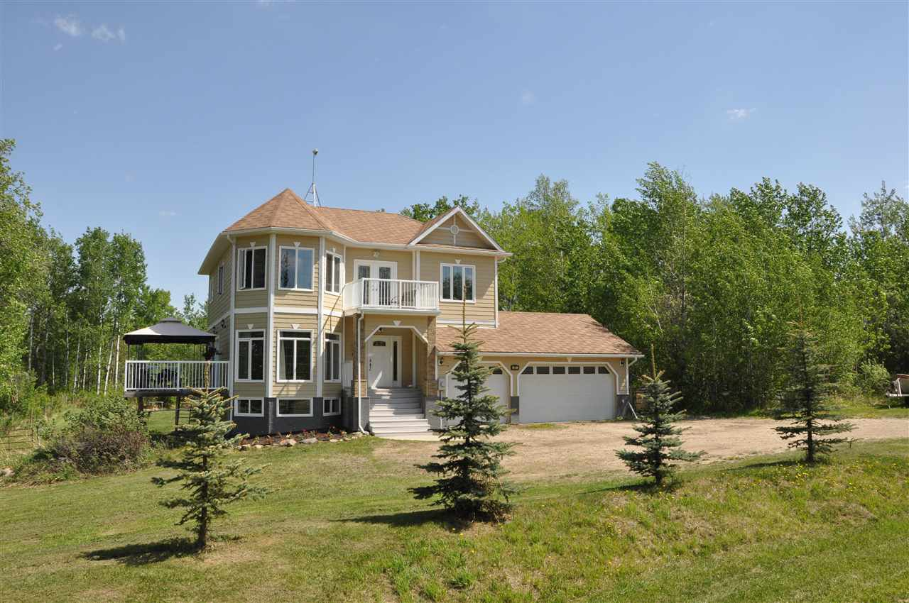 Main Photo: 47 54013 Rng Rd 30: Rural Lac Ste. Anne County House for sale : MLS®# E4096205