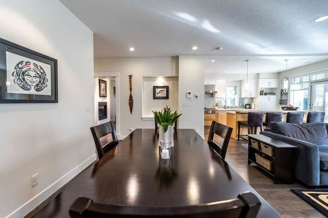 """Photo 4: Photos: 45 3639 ALDERCREST Drive in North Vancouver: Roche Point Townhouse for sale in """"SIGNATURE ESTATES @ RAVEN WOODS"""" : MLS®# R2241658"""