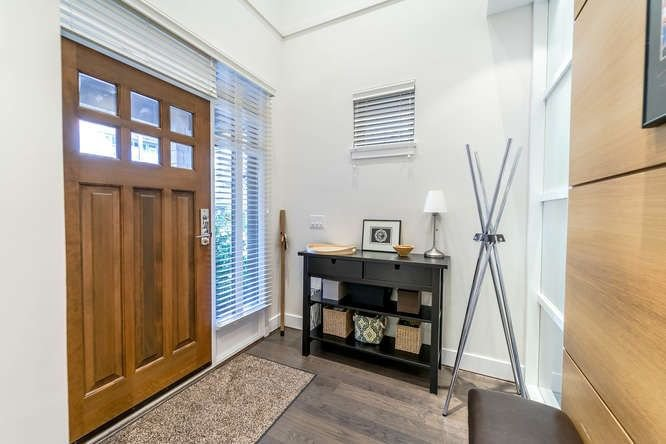 """Photo 2: Photos: 45 3639 ALDERCREST Drive in North Vancouver: Roche Point Townhouse for sale in """"SIGNATURE ESTATES @ RAVEN WOODS"""" : MLS®# R2241658"""