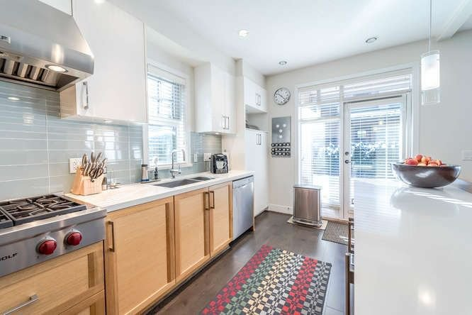 """Photo 10: Photos: 45 3639 ALDERCREST Drive in North Vancouver: Roche Point Townhouse for sale in """"SIGNATURE ESTATES @ RAVEN WOODS"""" : MLS®# R2241658"""