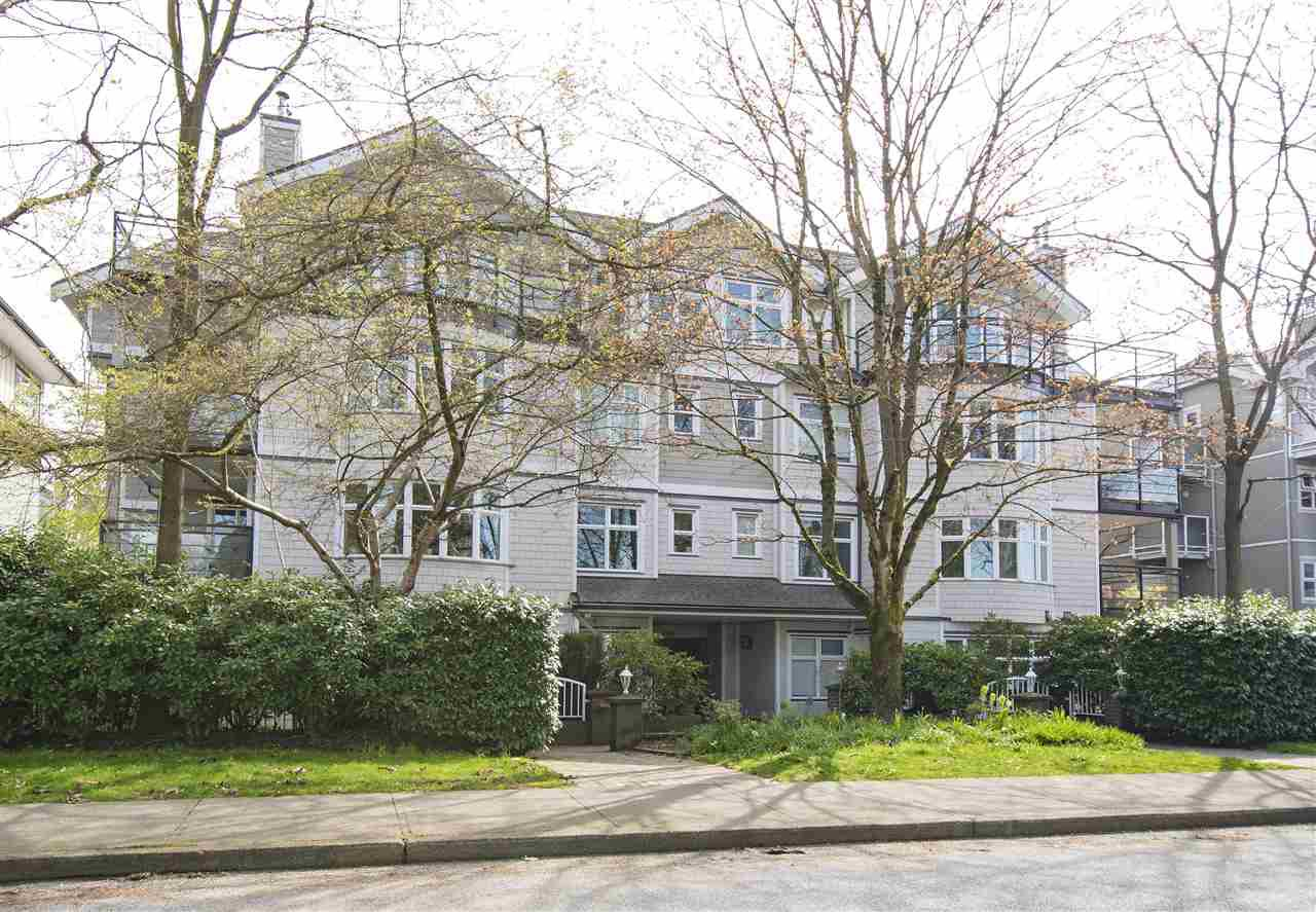 Main Photo: 302 788 W 14TH Avenue in Vancouver: Fairview VW Condo for sale (Vancouver West)  : MLS®# R2263007