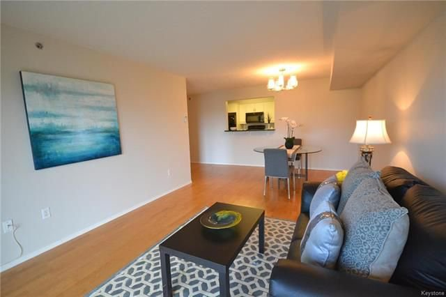 Photo 5: Photos: 609 500 Tache Avenue in Winnipeg: St Boniface Condominium for sale (2A)  : MLS®# 1811343