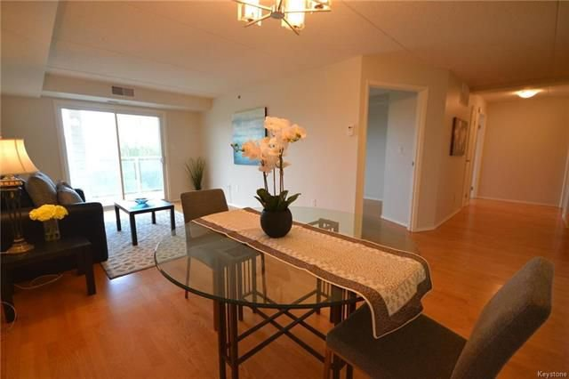 Photo 2: Photos: 609 500 Tache Avenue in Winnipeg: St Boniface Condominium for sale (2A)  : MLS®# 1811343
