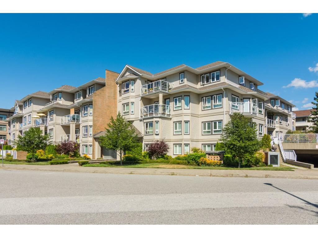 """Main Photo: 317 8142 120A Street in Surrey: Queen Mary Park Surrey Condo for sale in """"Sterling Court"""" : MLS®# R2291211"""