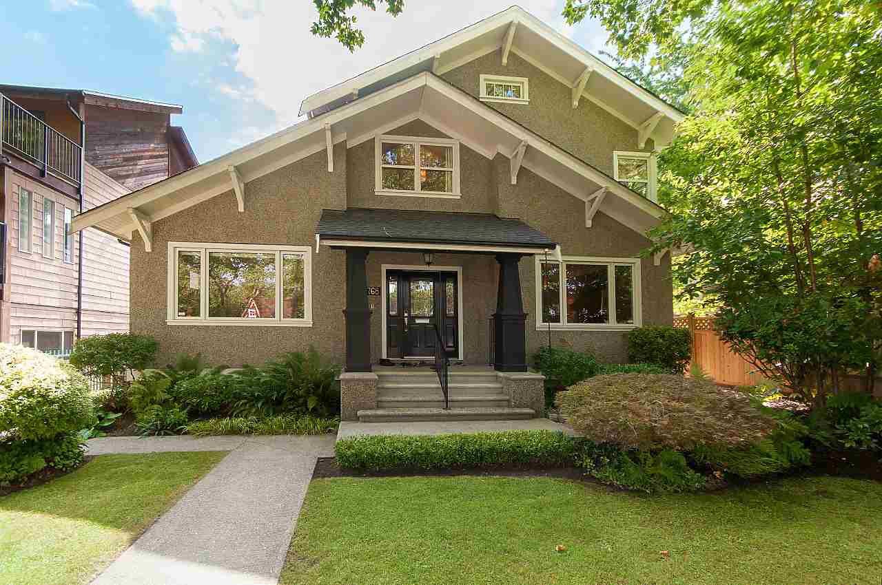Main Photo: 3768 W BROADWAY in Vancouver: Point Grey House for sale (Vancouver West)  : MLS®# R2299828