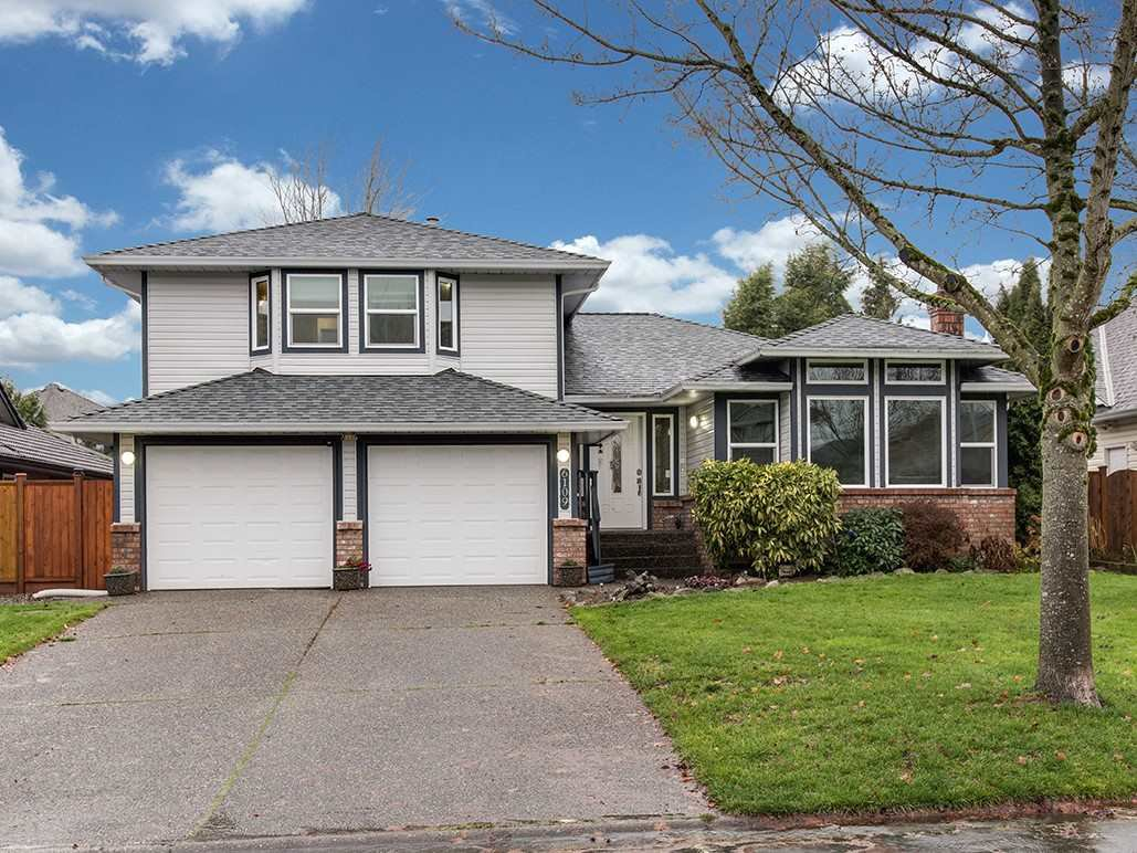 "Main Photo: 6109 185B Street in Surrey: Cloverdale BC House for sale in ""EAGLECREST"" (Cloverdale)  : MLS®# R2325282"