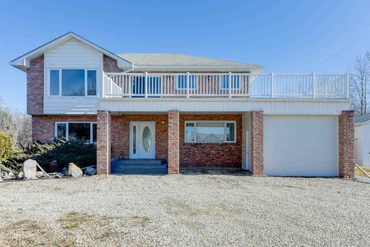 Main Photo: 33 4325 LAKESHORE Road: Rural Parkland County House for sale : MLS®# E4151916