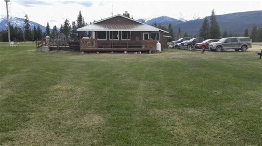 Main Photo: 1125 N 5 Highway in Valemount: Valemount - Rural South Business with Property for sale (Robson Valley (Zone 81))  : MLS®# C8025942
