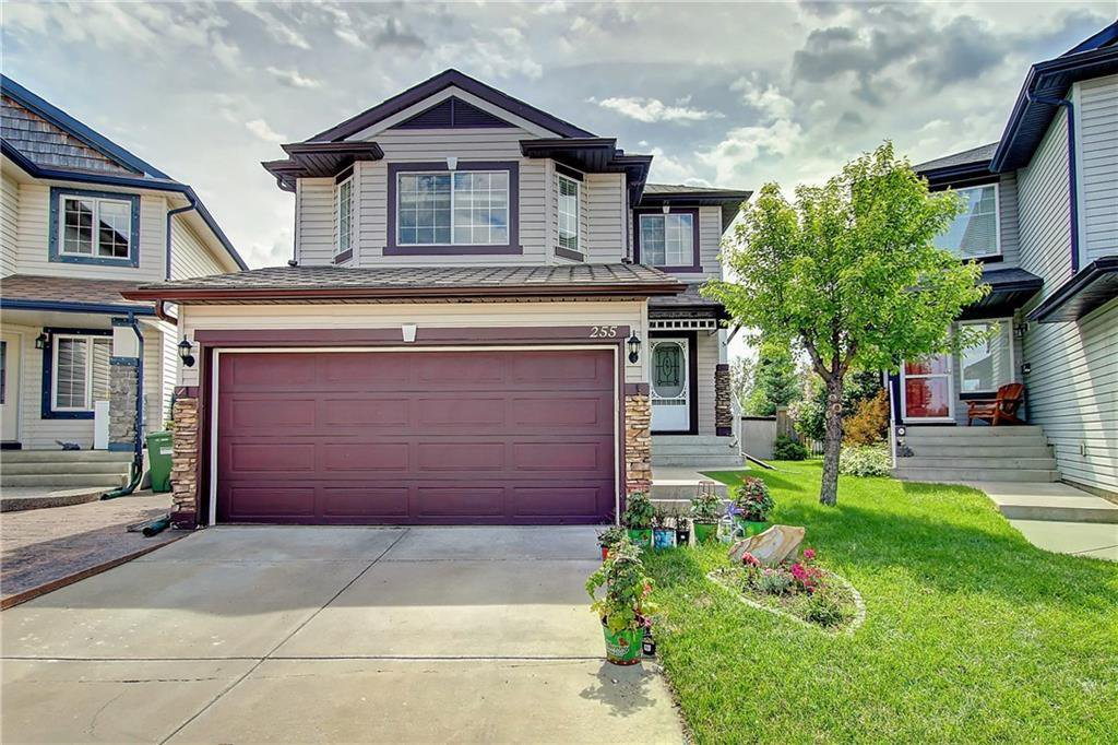 Main Photo: 255 CHAPALINA Place SE in Calgary: Chaparral Detached for sale : MLS®# C4253345