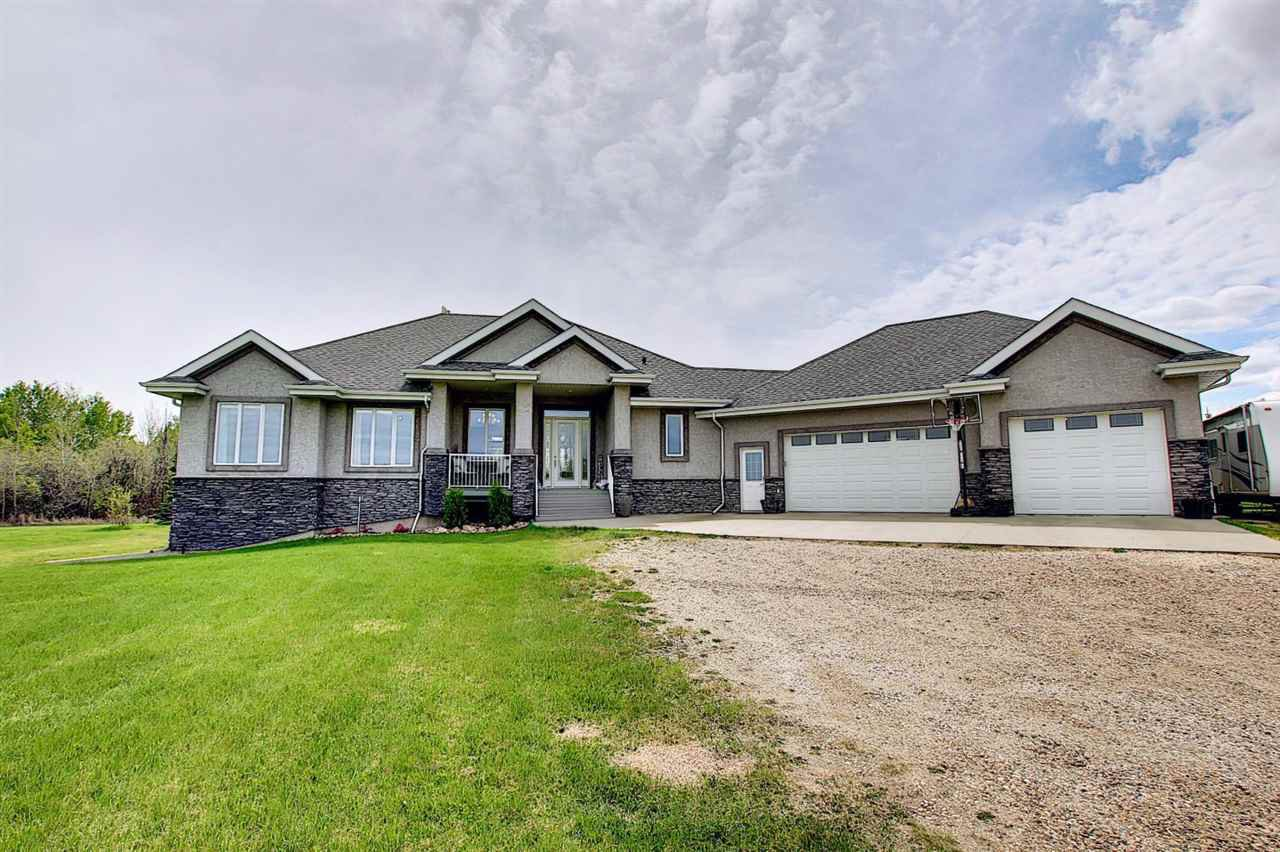 Main Photo: 9 53424 RGE RD 274: Rural Parkland County House for sale : MLS®# E4197932