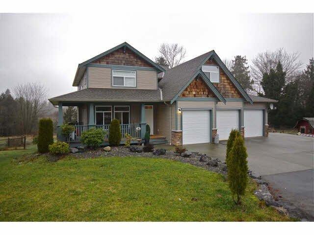 Main Photo: 30221 HARRIS ROAD in : Bradner House for sale : MLS®# F1300359