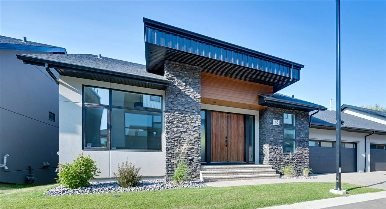 Main Photo: 40 95 SALISBURY Way: Sherwood Park House Half Duplex for sale : MLS®# E4210108