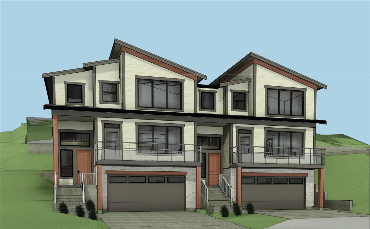 """Main Photo: B 7152 TAHOMA Place in Chilliwack: Eastern Hillsides 1/2 Duplex for sale in """"CASCADE"""" : MLS®# R2526648"""