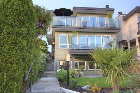 Main Photo: 1249 CLYDE AV in West Vancouver: House for sale (Ambleside)  : MLS®# V740164