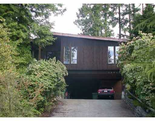 Main Photo: 3605 Rutherford Crescent in North Vancouver: Princess Park House for sale : MLS®# V288972