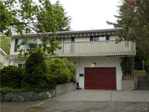 Main Photo: 4071 Carey Road in VICTORIA: SW Glanford Residential for sale (Saanich West)  : MLS®# 309643