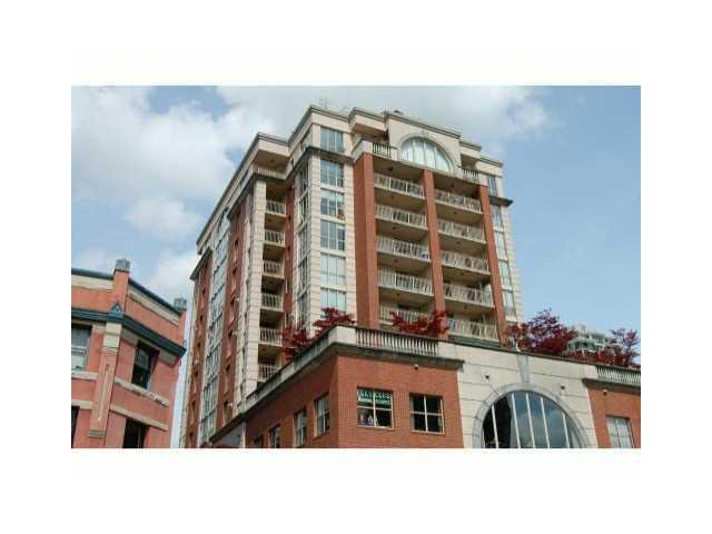 "Main Photo: 508 680 CLARKSON Street in New Westminster: Downtown NW Condo for sale in ""THE CLARKSON"" : MLS®# V1040925"