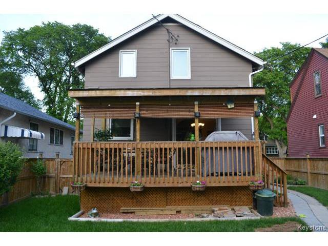 Photo 17: Photos: 247 Campbell Street in WINNIPEG: River Heights / Tuxedo / Linden Woods Residential for sale (South Winnipeg)  : MLS®# 1414679