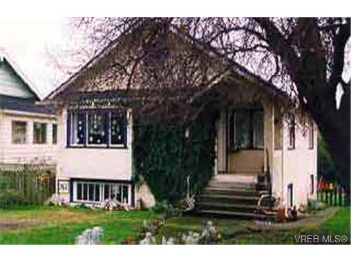 Main Photo: 961 Wollaston Street in VICTORIA: Es Old Esquimalt Single Family Detached for sale (Esquimalt)  : MLS®# 130105
