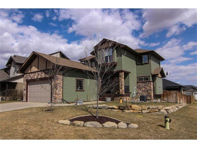 Main Photo: 217 Sunset Heights: Crossfield House for sale : MLS®# C4000911