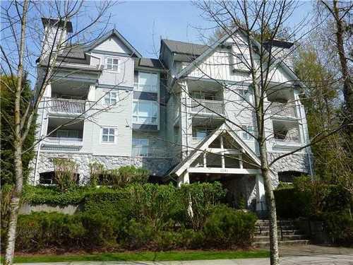 Main Photo: 313 6893 PRENTER Street in Burnaby South: Highgate Home for sale ()  : MLS®# v843280