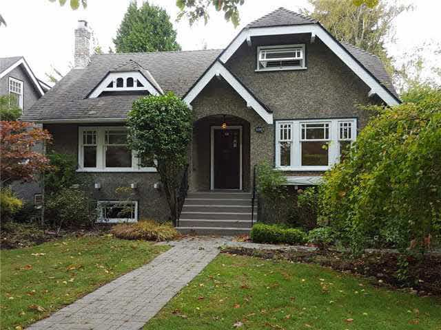 Main Photo: 5592 TRAFALGAR Street in Vancouver: Kerrisdale House for sale (Vancouver West)  : MLS®# V1142569